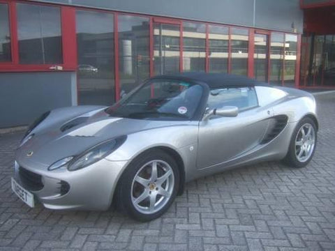 2001 Lotus Elise S2 Mk2 Service Repair Manual Download