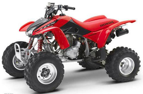 2007 honda trx450r owners manual