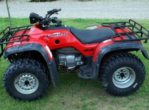honda trx400fw fourtrax foreman 400 service repair manual