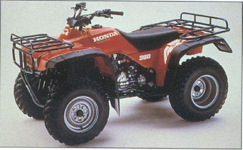 Honda Fourtrax 300 Repair Manual