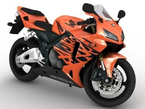 Honda Cbr600rr Motorcycle Service Repair Manual 2003 2004 2005 2006 Download