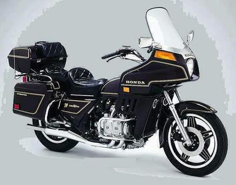 HONDA GOLDWING GL1100 OWNERS MANUAL 1980 1981 1982 1983 DOWNLOAD!!!