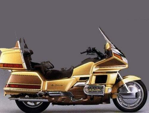 HONDA GOLDWING GL1500 SERVICE REPAIR MANUAL 1988-2000 ...