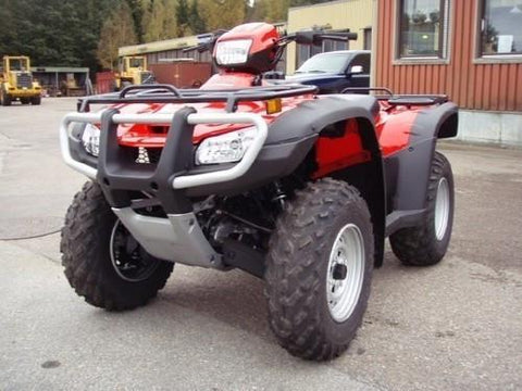 HONDA TRX500 / TRX500FE / TRX500FPE / TRX500FM / TRX500TM FOURTRAX FOREMAN ATV SERVICE REPAIR MANUAL 2005 2006 2007 2008 2009 2010 2011 DOWNLOAD!!!