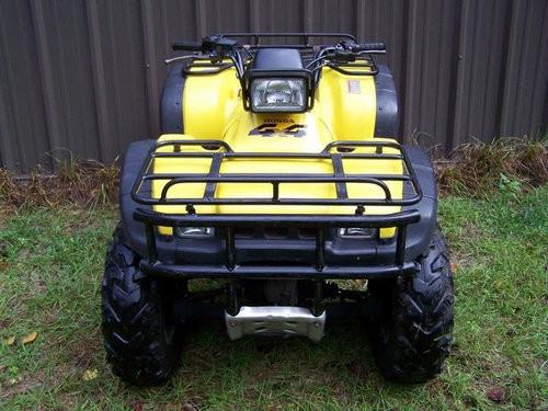 Astonishing 2000 Honda Foreman Es Manual Wiring Digital Resources Remcakbiperorg