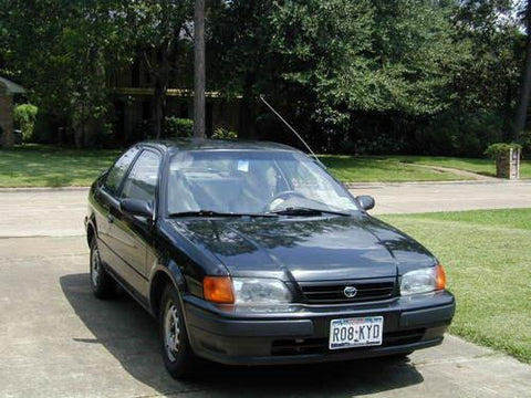 1996 TOYOTA TERCEL SERVICE REPAIR MANUAL DOWNLOAD!!!