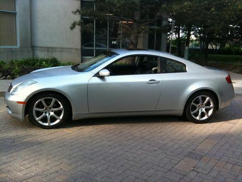 2003 INFINITI G35 COUPE SERVICE REPAIR MANUAL DOWNLOAD!!!