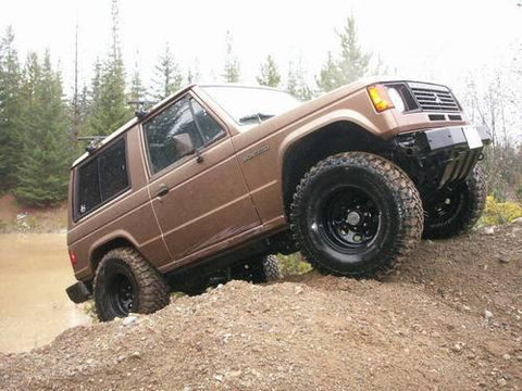 1987 MITSUBISHI MONTERO SERVICE REPAIR MANUAL DOWNLOAD!!!