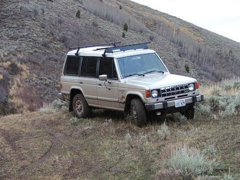 1989 MITSUBISHI MONTERO SERVICE REPAIR MANUAL DOWNLOAD!!!