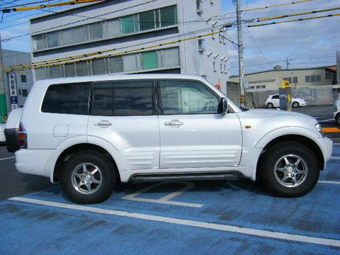 2002 MITSUBISHI PAJERO SERVICE REPAIR MANUAL DOWNLOAD!!!