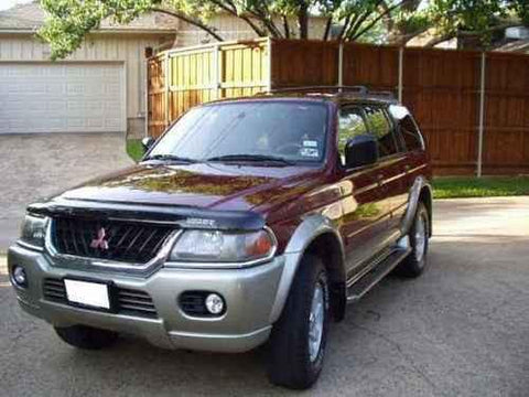 1983 MITSUBISHI MONTERO SERVICE REPAIR MANUAL DOWNLOAD!!!