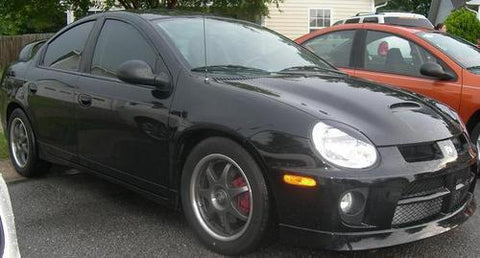 2004 Dodge Neon & SRT-4 Service Repair Manual Download!!!