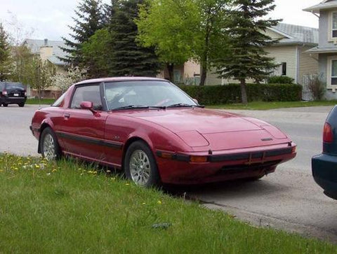 1985 MAZDA RX-7 SERVICE REPAIR MANUAL DOWNLOAD!!!