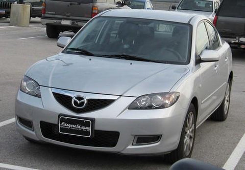 2007 MAZDA 3 & MAZDA SPEED 3 SERVICE REPAIR MANUAL DOWNLOAD!!!