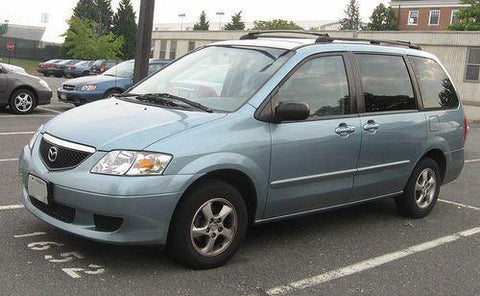 1996 MAZDA MPV SERVICE REPAIR MANUAL DOWNLOAD!!!