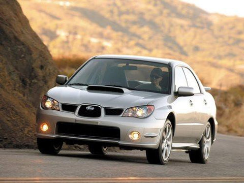 2006 SUBARU IMPREZA WRX STI SERVICE REPAIR MANUAL DOWNLOAD!!!