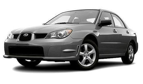2006 SUBARU IMPREZA SERVICE REPAIR MANUAL DOWNLOAD!!!