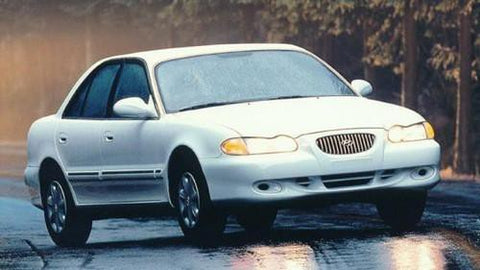 1994 HYUNDAI SONATA SERVICE REPAIR MANUAL DOWNLOAD!!!