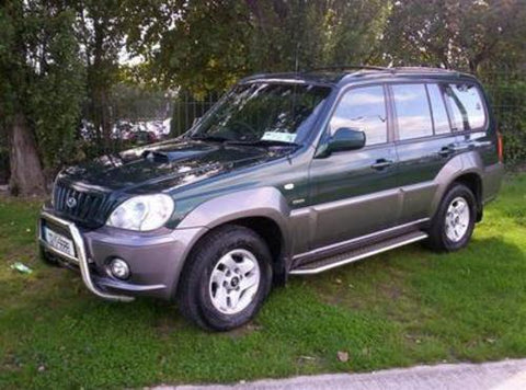 2002 HYUNDAI TERRACAN SERVICE REPAIR MANUAL DOWNLOAD!!!