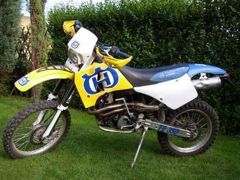 1995 Husqvarna Te 350-410 & Te-tc 610 Workshop Service Repair Manual Download