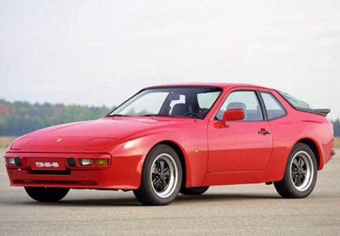 1982-1991 Porsche 944 (944S(2), 944 Turbo(S) (951)) Service Repair Manual