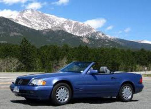 1997 1998 Mercedes SL320 Service Repair Manual