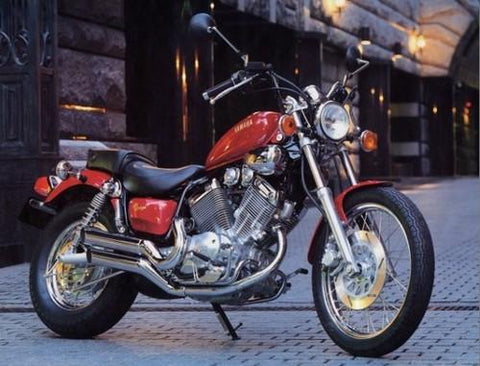 1989 Yamaha XV535 (V-Twins) through 1100 Workshop Repair Service Manual PDF Download