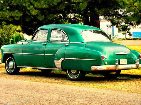 1949-1954 Chevrolet Passenger Car Repair Manual PDF Download
