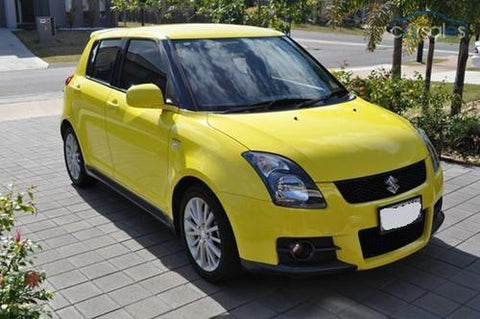 SUZUKI SWIFT SPORT RS416 2004-2008 FULL WORKSHOP MANUAL