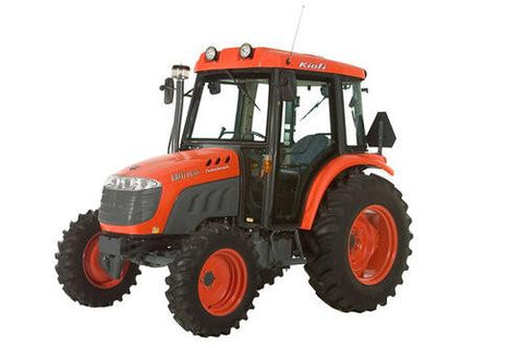 KIOTI DAEDONG CK22 CK22H TRACTOR WORKSHOP REPAIR MANUAL