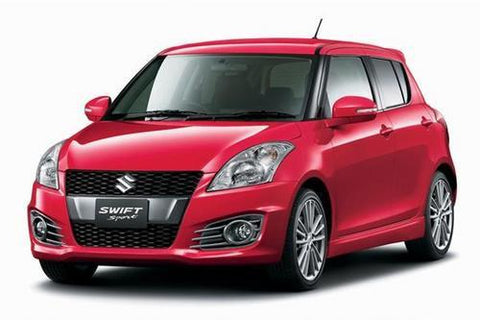 2004-2010 Suzuki Swift Sport Service Repair Manual