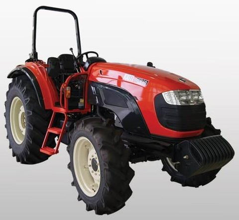 KIOTI DAEDONG DK751 DK801 DK901 TRACTOR WORKSHOP MANUAL