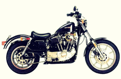 1970-1978 Harley Davidson XL XLH XLCH XLT Sportster Motorcycle Repair Manual Download PDF