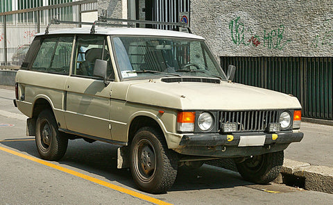 1970-1985 Land Rover Range Rover Service Repair Workshop Manual Download
