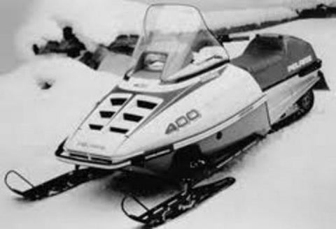 1972-1987 POLARIS SNOWMOBILE REPAIR MANUAL