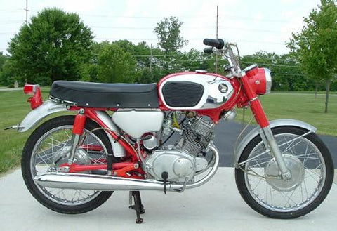 1972 HONDA CB125 CB160 SERVICE REPAIR MANUAL DOWNLOAD!!!