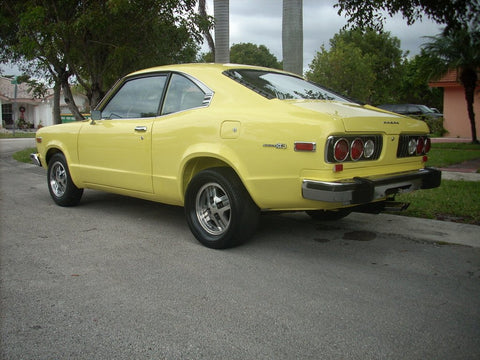 1975 Mazda RX-3 RX3 Service Repair Workshop Manual Download
