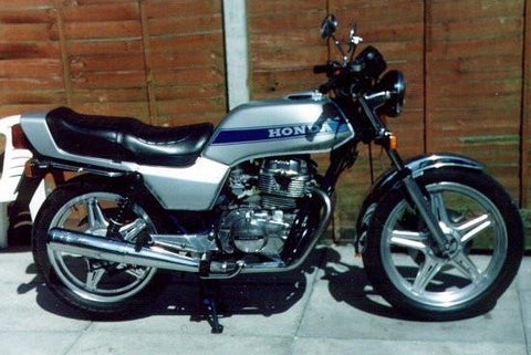 1977-1981 Honda CB250T CB400T Hawk CB400A Hondamatic Motorcycle Repair Manual Download PDF