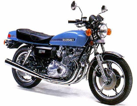 Suzuki GS1000 1977-1986 Service Repair Manual download