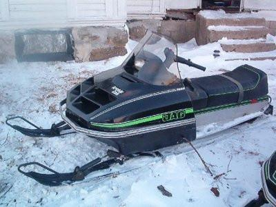 1978 ARCTIC CAT SNOWMOBILE REPAIR MANUAL