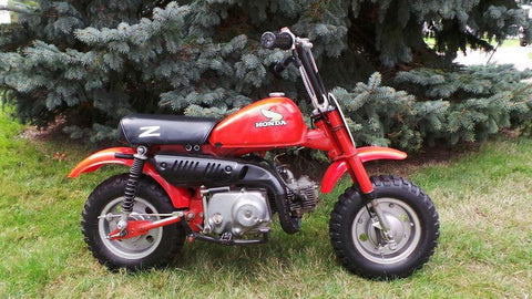 1979 Honda Z50R Series Service Repair Manual Download