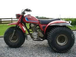 1980-1983 HONDA ATC185 185S 200 ATV REPAIR MANUAL