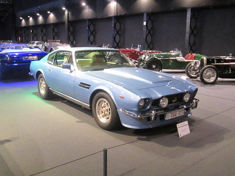 Aston Martin V8 Saloon 1980 Workshop Repair Service Manual