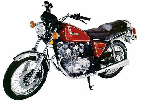 1981-1983 Suzuki GS250T GS300L Motorcycle Repair Manual PDF