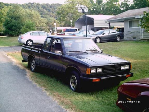 1982 DATSUN PICK-UP Model 720 Series Service Repair Manual Download