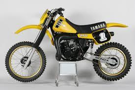 1982 YAMAHA YZ250 2-STROKE MOTORCYCLE REPAIR MANUAL