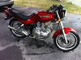 1982 Yamaha XS400 Seca Service Repair Workshop Manual DOWNLOAD