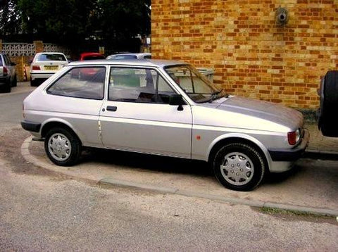 1983-1989 Ford Fiesta (A to F Registration) Petrol (XR2 incld.) Workshop Repair Service Manual