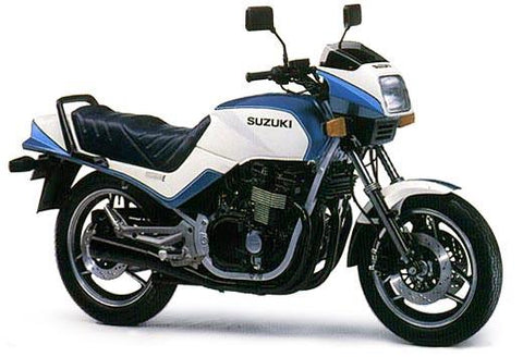 SUZUKI GN250 SERVICE REPAIR MANUAL 1982 1983 DOWNLOAD!!!