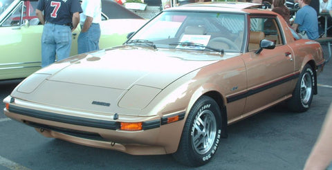 1983 MAZDA RX-7 SERVICE REPAIR MANUAL DOWNLOAD!!!